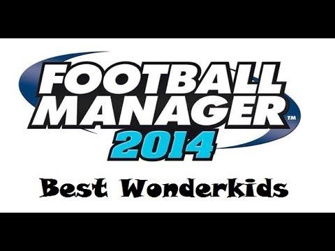 Football Manager 2014  Best Wonderkids List FM Scout