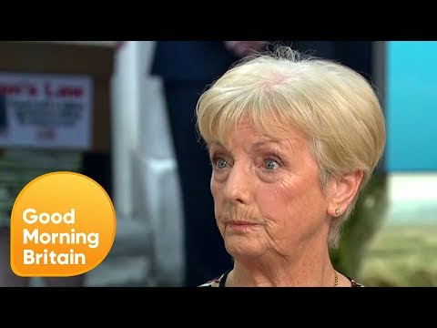 Marie McCourt Calls For Helen's Law to be Passed | Good Morning Britain