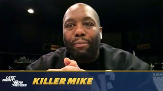 Killer Mike Knew Jon Ossoff and Raphael Warnock Would Win the Georgia Runoff