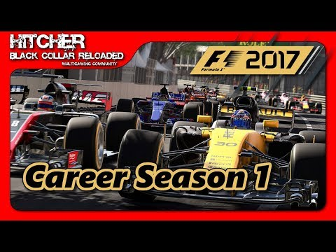 F1 2017 - Season 1 #020 - (R) Monaco - Hitcher Lets Play Deutsch