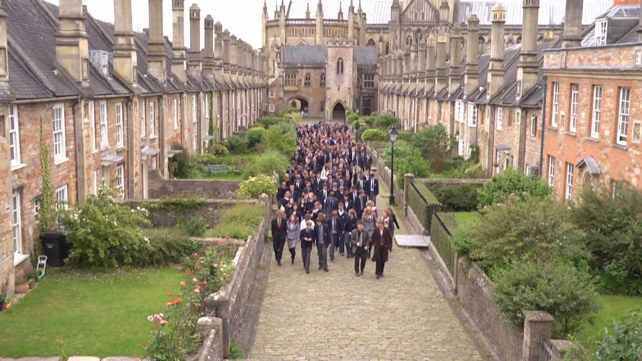 wells cathedral school youtube