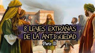 8 leyes extrañas de la antigüedad – parte II