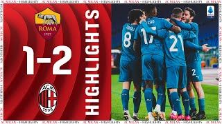 Highlights | Roma 1-2 AC Milan | Matchday 24 Serie A TIM 2020/21