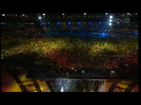 K'naan - Wavin' Flag (2010 FIFA World Cup™ Kick-off Concert) {TheNas92} - TheNas92 - Nas