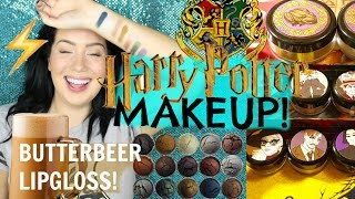 HARRY POTTER MAKEUP! OMG | Jade Madden