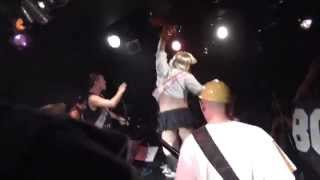 THORN  feat.まさし、みやちゃん : DESTROY NOTHING 2014.10.12(SUN)@恵比寿club aim