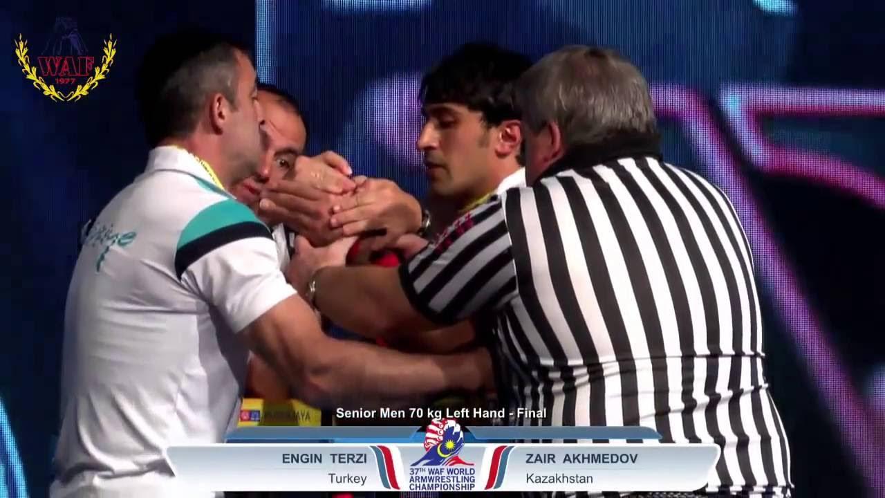 Engin Terzi - 2015 Dünya Şampiyonası Final Maçı