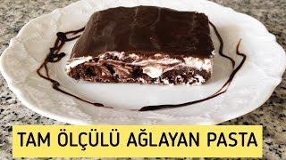 Tam Ölçülü Ağlayan Pasta Tarifi | Pasta Tarifi