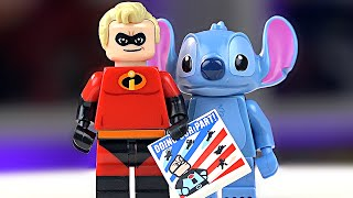 Кьюбс и LEGO Disney!