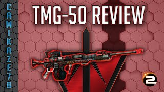TMG-50 Review | Terran Republic Powerhouse | Planetside 2 Gameplay