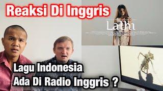 Gambar cover Lagu Indonesia di Jual Di Inggris | WEIRD GENIUS - LATHI (ft. Sara Fajira) Official Music Video
