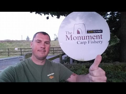 Ep125 - The Monument Carp Fishery