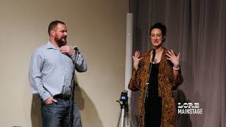 LORE Mainstage: Perspective Jonathan Messmore and Leslie Rogers