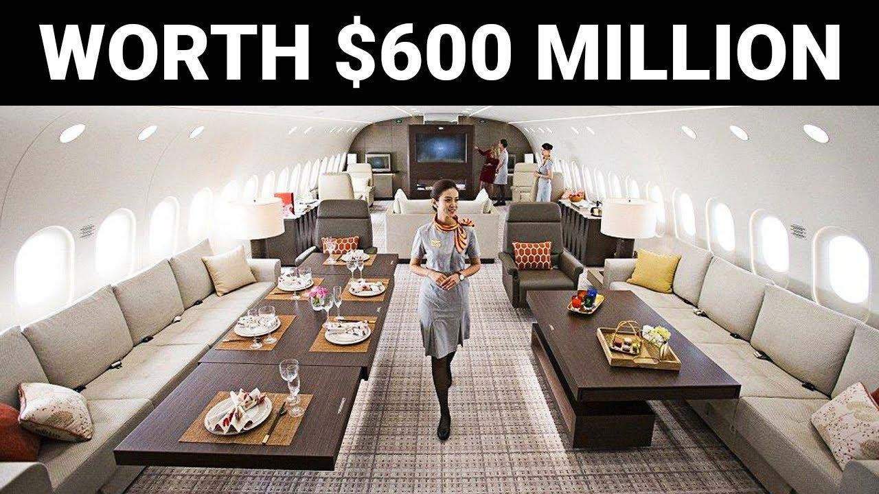 Најскапите приватни авиони во светот