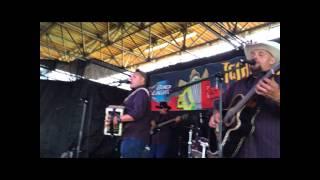 Ricardo Gumzan Jr Tejano Conjunto Festival Inicio