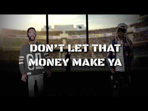 2 Chainz – Money Maker ft. Lil Wayne (Animated Lyric Video)