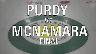 2020 - U21 MENS FINAL: Purdy vs McNamara
