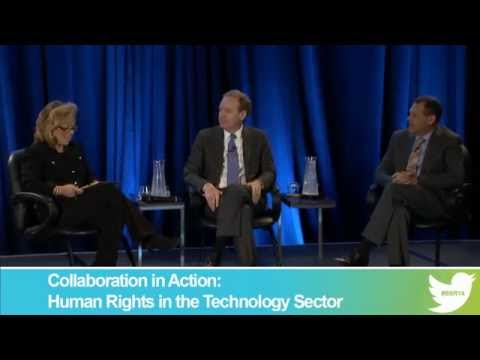 BSR Conference 2014: Collaboration in Action, Human Rights in the Technology Sector