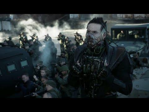 Bane & Gordon Face Off At The Wall | Season 5 Ep. 11 | GOTHAM