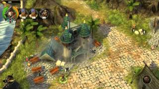 Pirates Of Black Cove Video Game System Requirements Trailer