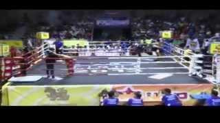 THONGBANG muay Lao VS muay Thai 02-8-2014