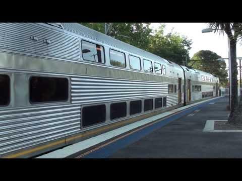 Trains at Katoomba