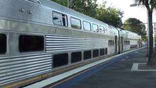 Trains at Katoomba - NSW Trainlink