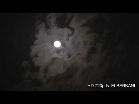 Full Moon Agadir Morocco HD 720p