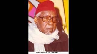 Abdou Aziz Mbaye MAME ABDOU