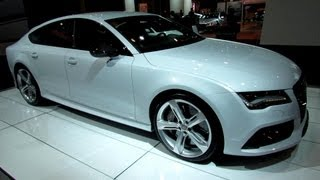 2014 Audi RS7 - Exterior and Interior Walkaround - 2013 Toronto Auto Show