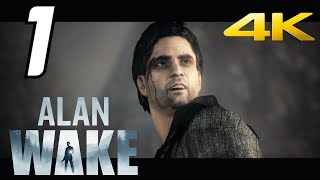 Alan Wake - Episode 1: Nightmare - (4K 60FPS) - No Commentary