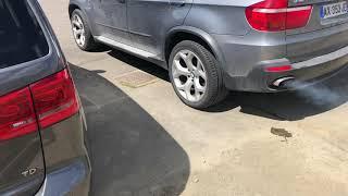 FAP encrassé BMW X5 E70