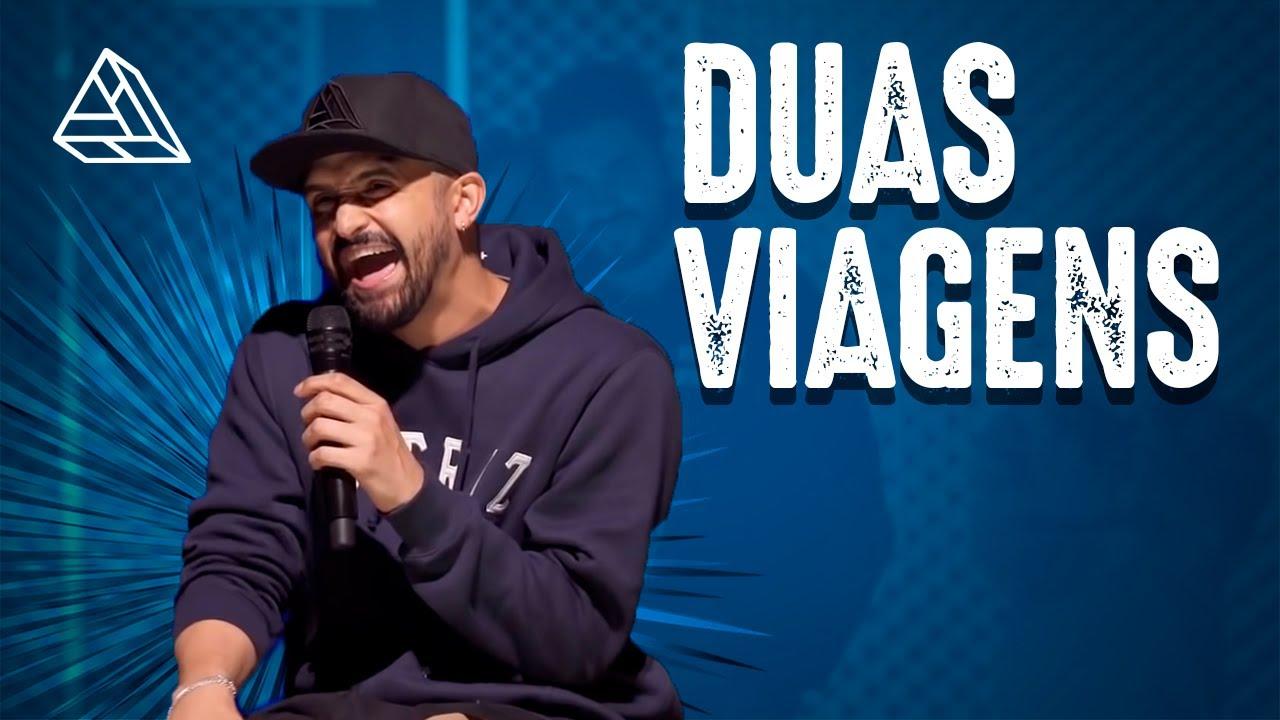 THIAGO VENTURA - DUAS VIAGENS