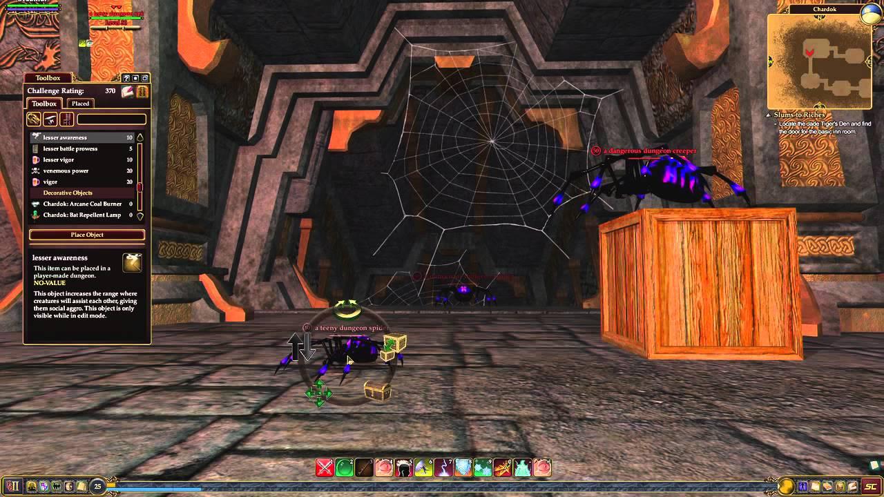 Dungeon Maker (EQ2) :: Wiki :: EverQuest II :: ZAM