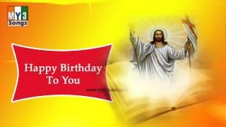 Jesus Songs || Happy Birthday || Latest New Telugu Christian Songs
