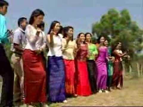 Khmer Music - Rom Vuong Chnam Tmey
