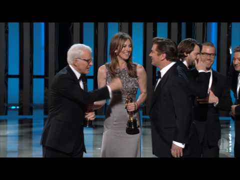The Hurt Locker Wins Best Picture: 2010 Oscars
