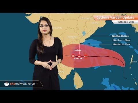 Cyclone Vardah: Chennai gears up as Vardah nears
