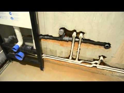 Монтаж водопровода и канализации  Новосибирск