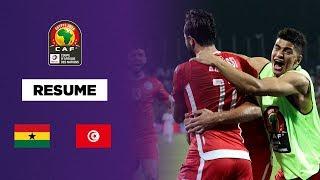 CAN 2019 : La Tunisie élimine le Ghana aux tirs au but avec un pari fou de Giresse !