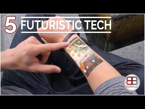 Futuristic Technology 2019 | Available Today