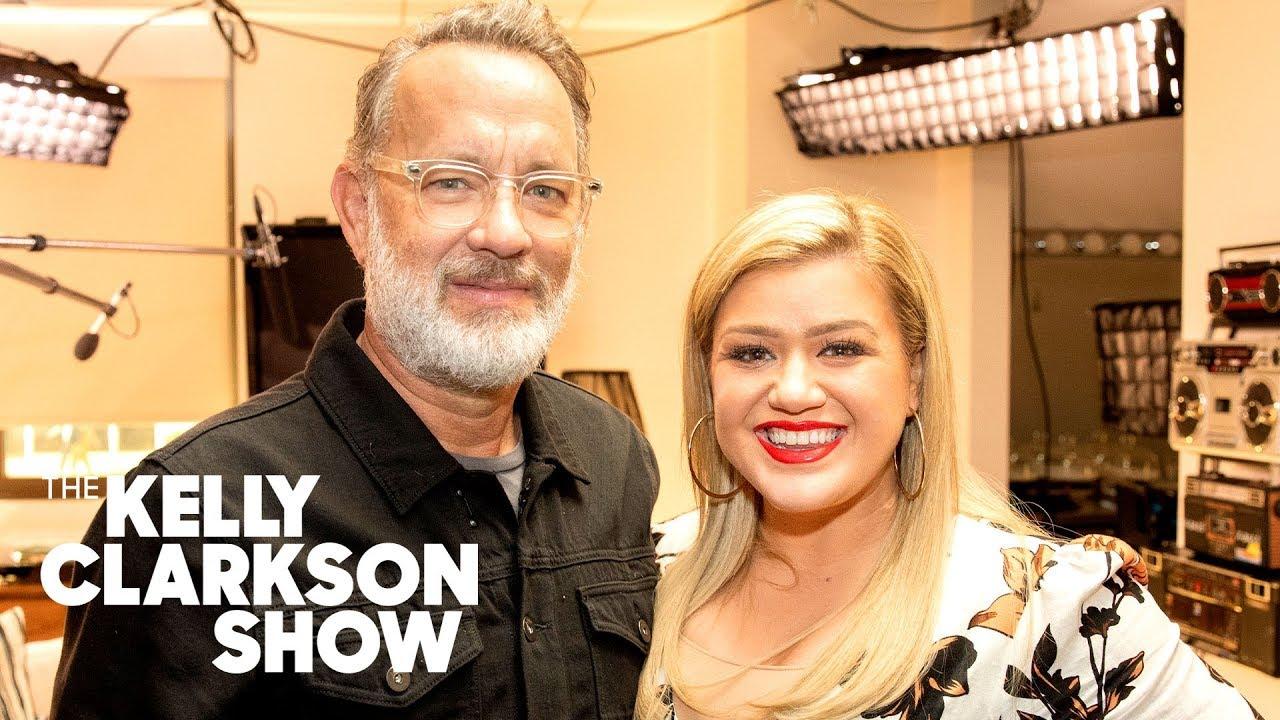 Kelly Admits To Tom Hanks: 'We Call Balls