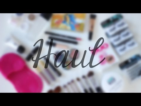 Haul | MAC, Sigma, Lime Crime, Gerard Cosmetics, Targi Beaut