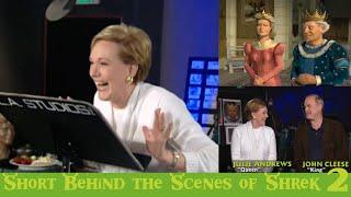 Short Behind the Scenes of Shrek 2 (2004) - Julie Andrews, John Cleese