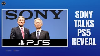 PLAYSTATION 5 ( PS5 ) SOON To Be REVEALED Suggests Sony CFO?!