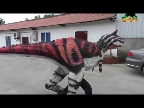 หุ่นรูปแบบไดโนเสาร์,การเคลื่อนย้ายสัตว์แบบการขาย