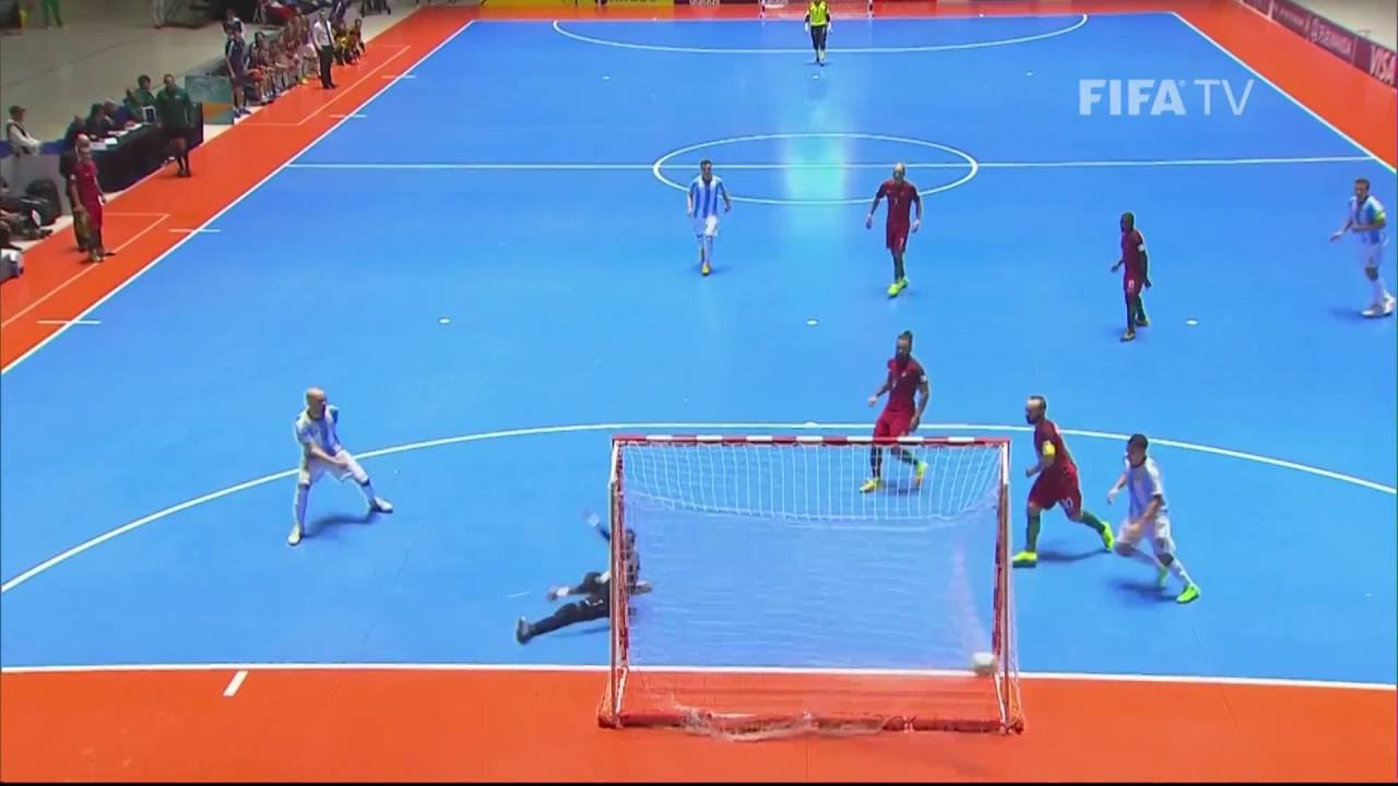 Match 50 Argentina V Portugal Fifa Futsal World Cup 2016 Youtube