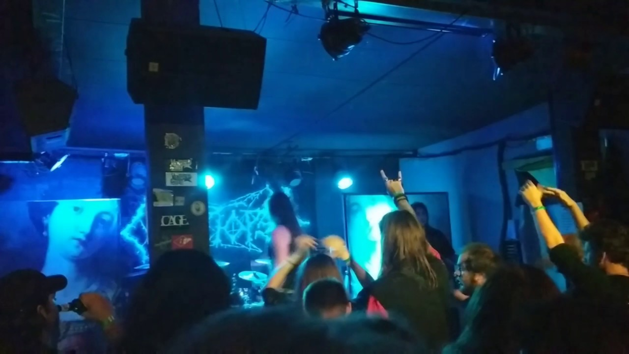 Cryptopsy LIVE @ De Verlichte Geest, Roeselare (FULL SHOW) - YouTube