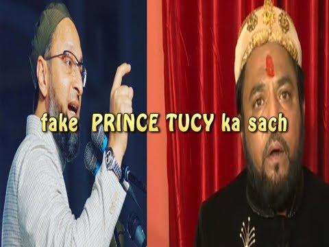 Fake Prince Tucy Ka sach   7H News   Hyderabad