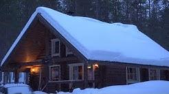 Pyhätunturi ja Pyhän Rinteet ja mökit-Pyhä Luoston Kansallispuisto
